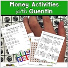 Money Activities: Ride into Common Core, Music, Math, and