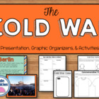 Cold War: Origins, Consequences, & End -- Notes and Activities