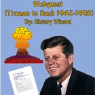 Cold War Presidents Webquest (Truman to Bush 1945-1993)