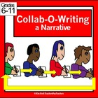 Collab-O-Writing a Narrative; Fun and Silent Class Writing!