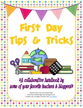 Collaborative First Day Handbook