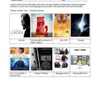 Collect Current Movies Info and Post in Tally Chart and Graph