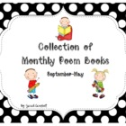 Collection of Monthly Poem Books