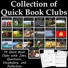 Collection of literature circle/book clubs for third or fo