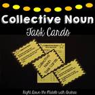 Collective Noun Task Cards {Common Core Aligned}
