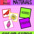 Color Cards