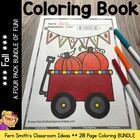 Color For Fun Fall Four Pack of Printable Coloring Pages