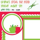 Color My Classroom - Apple Fresh - Graphics for Teaching