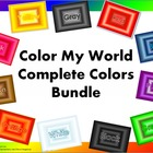 Color My World- Complete Colors Bundle