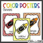 Color Posters {Chevron}