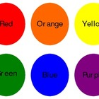 Color Sorting - Matching, Sorting, Whole Group or Center, Writing