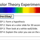 Color Theory Experiment PowerPoint