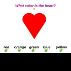 Color Words Recognition PowerPoint Game