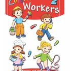 Color Workers 2 Coloring Book