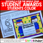 Colorable Certificates {For Throughout the Year}
