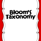 Colorful Bloom&#039;s Taxonomy Posters