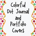 Colorful Dot Journal Cover Bundle