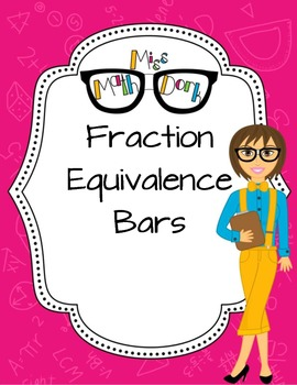Colorful Fraction Bars