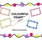 Colorful Frames for your use