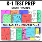 Colorful Hearts Sight Word Activity