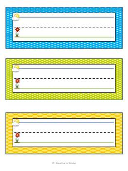 Colorful Polka Dot Classroom Decor Set