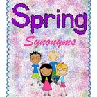 Colorful Spring Synonyms