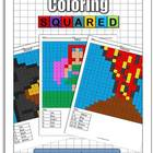 Coloring Squared: Addition and Subtraction