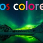 Colors (Los colores) Power Point in Spanish (30 slides)