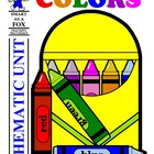 Colors Thematic Unit