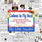 Colors in My Head: Rhythm &amp; Rhyme Literacy Activities