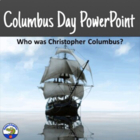 Columbus Day PowerPoint - Why Do We Celebrate It?