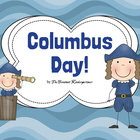 Columbus Day Social Studies - History Pre-K and Kindergarten