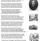 Columbus - Part 1  (11) - Poem, Worksheets, Puzzle