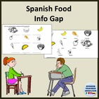 Comida Oral Info Gap Activity