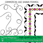 Commercial Use Shuna Frames