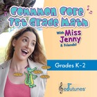 Common Core 1st Grade Math Digital Download / 38 Songs / 5
