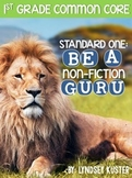 Common Core Aligned: Non-Fiction Guru! {Standard 1: Ask an