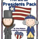 Common Core Aligned Presidents Pack