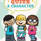 Common Core Aligned: You're Quite a Character! {All About