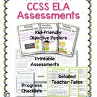 Common Core Assessment Pack - ELA Grade 2