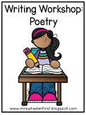 Common Core Based Poetry Unit for Elementary Students