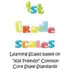 Common Core Based Reading Literature Scales