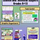 Common Core Bundle Grades 9-10 Science and Technical Subjects