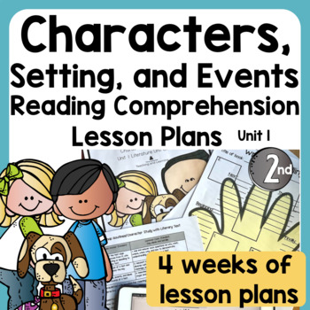 Character Unit of Study/Intro to Reading Workshop with the