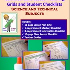 Common Core Checklists Science and Technical Standards for 6 - 8
