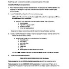 Common Core Close Reading Novel Presentation Guide