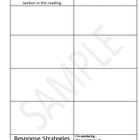 Common Core Curriculum Templates and More