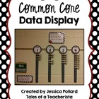 Common Core Data Display {Polka Dots & Apples}