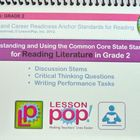 Common Core Discussion Stems for Second Grade