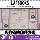 Common Core Division Lapbook